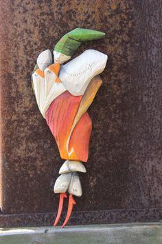 ptáčník Wood Carving Art, Hana, 3d Design, Sculptures, Sculpting, Sculpture
