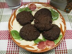 From vegan American princess . . . Lots of good vegan recipes!!! Must check out! She modified these cookies from Gwyneth Peltrows recipe.