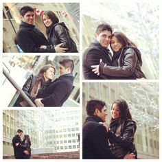 Couples photoshoot in #Toronto! @SbrancoCM