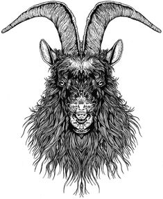 Goat of Hades — funeral french