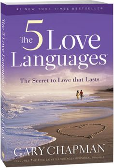 The 5 Love Languages - Dr. Gary Chapman (Nick and I will be reading this together nightly, once it comes in)