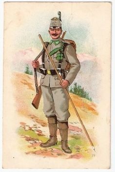 Military Art, Military History, World War One, First World, Austria, German Uniforms, Austro Hungarian, Kaiser, Wwi