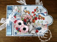 Homemade Cards, Paper Crafting, Albums, Berry, Diana, Scrapbooking, Layout, Classy, Passion