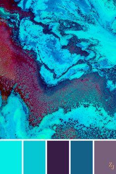 ZJ Colour Palette 345 #colourpalette #colourinspiration