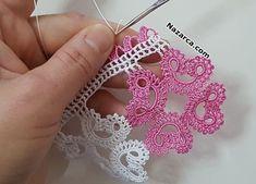 Easy Crochet Stitches, Crochet Borders, Crochet Flowers, Crochet Lace, Mens Shirt Pattern, Crochet Bedspread, Shape Matching, Flower Embroidery Designs, Crochet Videos