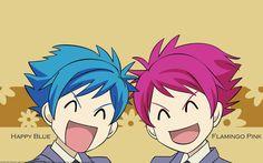 Hikaru & Kaoru Hitachiin