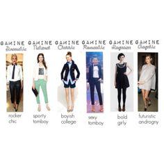 Gamine Secondaries