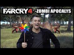 Far Cry 4 - Zombi Apocalys (Extraction Map)  #twitch #farcry4 #ubisoft #map #mod #twitch #twitchshare