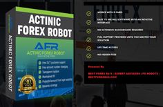 Actinic Forex Robot Review - Best ExpertAdvisor For Long-Term FX Profits And Profitable Forex EA For The Metatrader 4 (MT4) Trading Platform