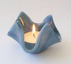 """Képtalálat a következőre: """"tealight glass holders polymer clay"""""""