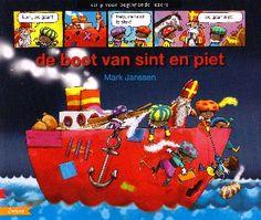De boot van sint en piet / Mark Janssen