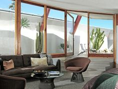 March 12: Hotel Lautner, Desert Hot Springs, California