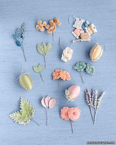 Decorative Easter Egg Tree - Martha Stewart Holiday & Seasonal Crafts