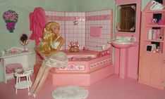 Sweet Roses furniture Barbie - Living Pretty | by Ale Dream Glow
