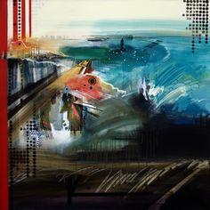 Untitled No 1123 100x100 cm 2010