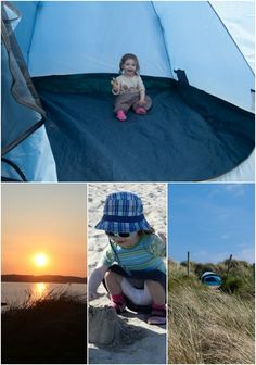 five tips for camping with toddler in Ireland I @Satu VW (todestinationunknown.com) I Destination Unknown