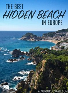 As much as I've traveled in Europe, there has been one major gap in my European travels: beaches.  I'm puzzled over how this has happened. I've even bee