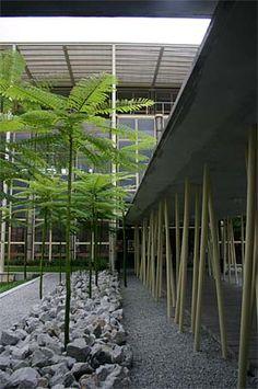 Project: KL Performance Arts Centre (KLPAC)   SEKSAN DESIGN - Landscape Architecture and Planning