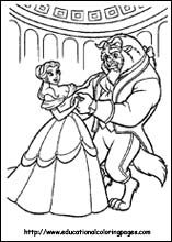 Free Beauty and the Beast...this site has a bunch!