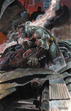 Batman vs Superman by ardian-syaf Batman Vs Superman, I Am Batman, Batman Stuff, Illustration Batman, Gotham Joker, Gotham City, Pokemon Manga, Dark Knight Returns, Univers Dc