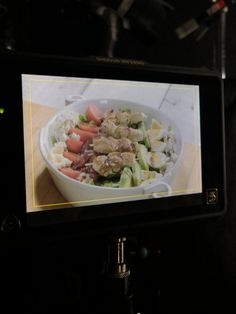 Behind the scenes at a Fresh! Test Kitchen, Cobb Salad, Potato Salad, Salads, Florida, Potatoes, Fresh, Cooking, Kitchen
