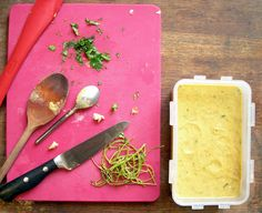 // Thai-style Carrot and Coconut Soup