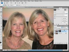 Photoshop Quick Video Tutorial -  How to make Smooth, Soft Skin from Amy Locurto at iHeartFaces.com