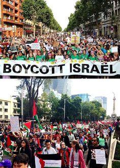 El mundo con #Gaza