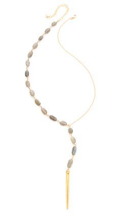 Heather Hawkins Cry Me a River Necklace