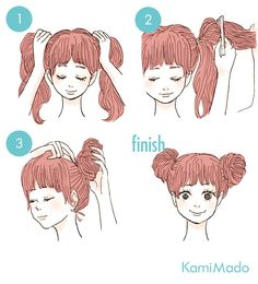 Frisuren-Tutorials, die Sie für jede Party super vorbereitet machen - оформление стен lavka_i_stenka - Cute Simple Hairstyles, Trendy Hairstyles, Braided Hairstyles, Hairstyle Names, Party Hairstyle, Style Hairstyle, Little Girl Short Haircuts, Little Girl Hairstyles, Kawaii Hairstyles