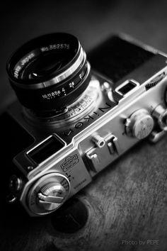 Vintage Nikon S