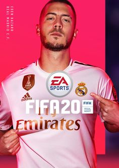 Bring both sides of The World's Game to life in FIFA 20 for Xbox One. Play both the professional stage and an all-new authentic street football experience. Fifa Games, Soccer Games, Ps4 Games, Ea Fifa, Fifa 20, Eden Hazard, Kai, Eric Zener, Instant Gaming
