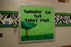 Welcome to the Jungle Classroom