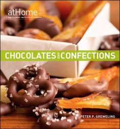 The home candy maker's guide to creating stunning chocolates and confections Chocolates and Confections at Home offers detailed expertise for anyone who wants to make truly amazing homemade confection