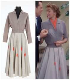 Helen Rose costume on Esther Williams inEasy to Love(1953) sallycooks.com