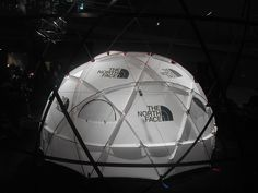 T.N.F 2M DOME TENT