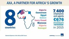 AXA in Africa, a a growth story to watch!