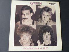 QUEEN - I WANT TO BREAK FREE / 1984