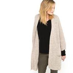 Veste laine femme american vintage