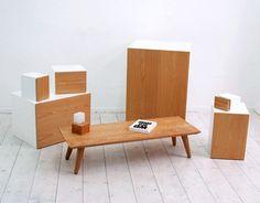 Um armário do tamanho de uma folha de papel   Arquitete suas Ideias