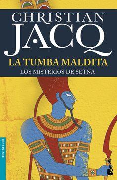 Titulo   La tumba maldita   Escritor   Christian Jacq   Año de publicación   2014   Editorial   Planeta   Idioma   Español   Resumen   La ...