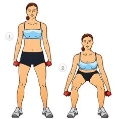 7 Moves to Sculpt Your Butt