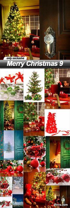 Merry Christmas 9 - 18 UHQ JPEG