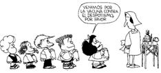 Mafalda. Algunas historietas de Quino