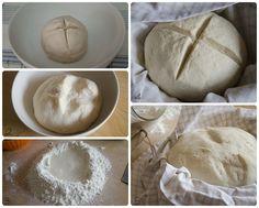pasta da pane collage