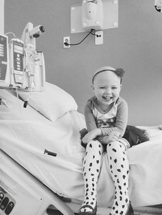 It's Childhood Cancer Awareness month, so what does pediatric cancer really look like? The Huffington Post captures stories and portraits from several young patients.