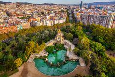 Parc de la Ciutadella, #Barcelona, el principal espacio de la Exposición Universal de 1888 http://www.viajarabarcelona.org/lugares-para-visitar-en-barcelona/parc-de-la-ciutadella/ #Catalunya
