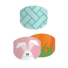 Hoppy Easter  Get your little girl her dream mani.. click on the image to see all our holiday designs...  https://irenepineiro.jamberry.com