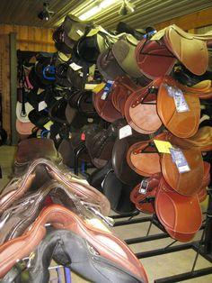 English saddles | Chick's Saddlery