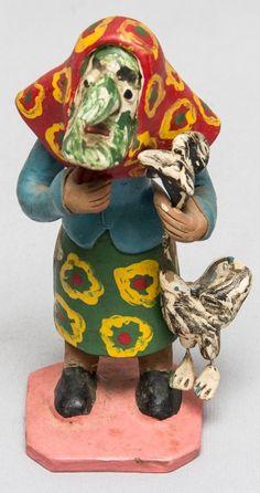 Zé Caboclo Filho. 19 cm Arte Popular, Popular Art, Folk Art, Dinosaur Stuffed Animal, Animals, Creative Crafts, Creativity, Ideas, Miniatures
